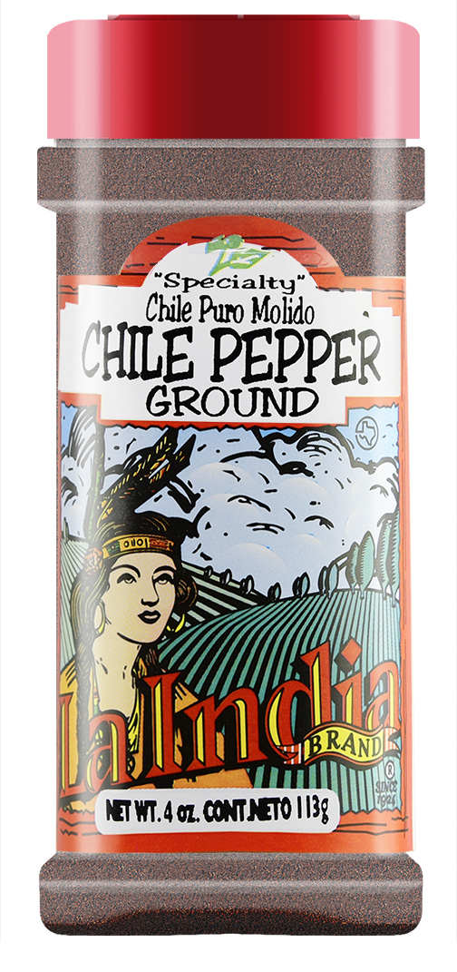 Chile Pepper Ground Shaker (unit)
