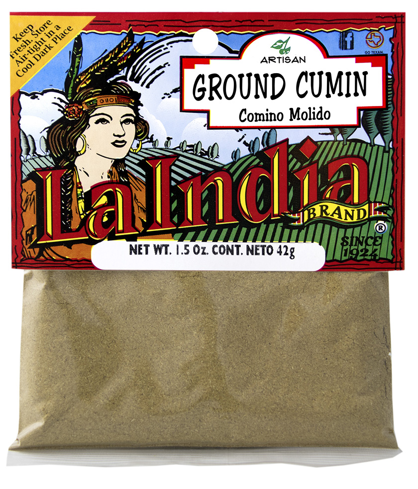 Cumin Ground Cell Bags (Unit)