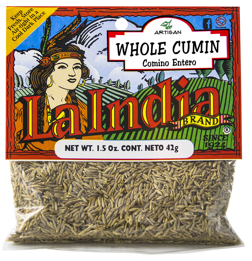 Cumin Whole Cello Bag
