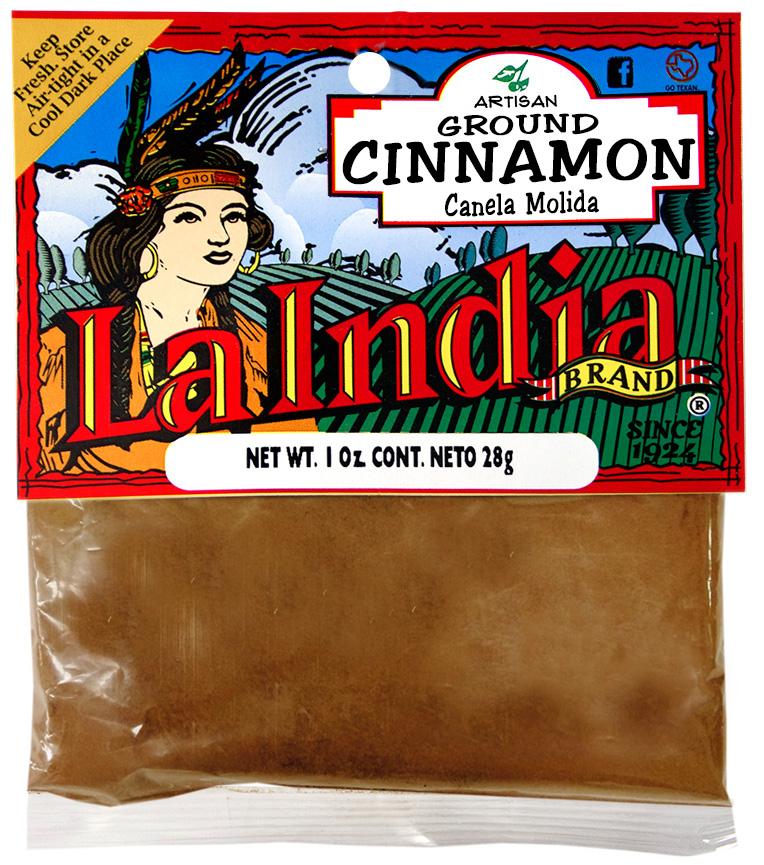 Cinnamon Ground Cello Bags (Unit)