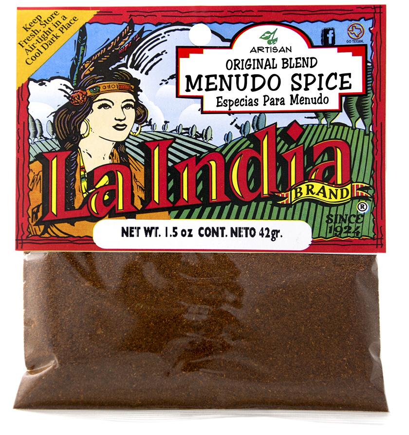 Menudo Spice Cello Bags (Unit)