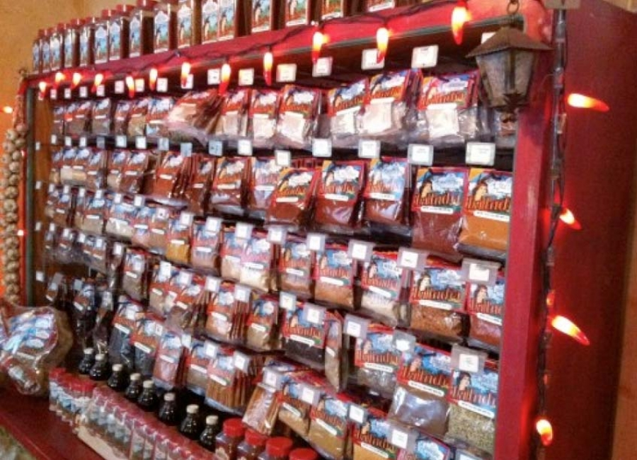 La India Packing Co. in Laredo, Texas – A Modest Palace of Spices